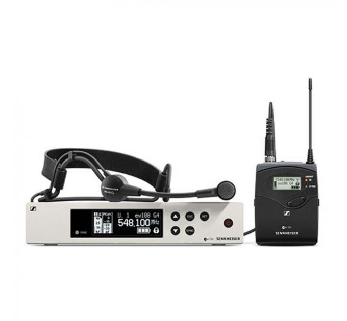 Радиосистема Sennheiser EW 100 G4-ME3-B