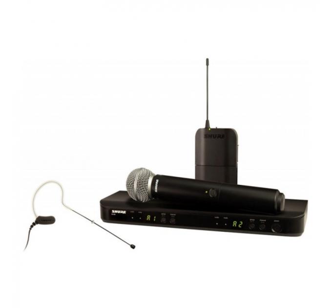 Радиосистема SHURE BLX1288/MX53