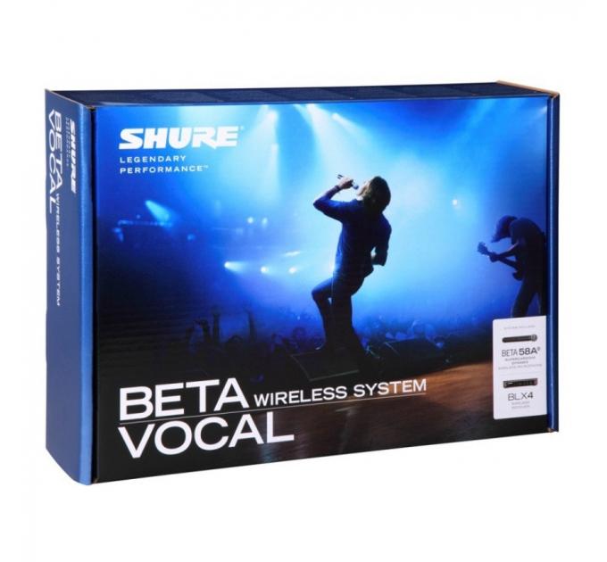 Радиосистема SHURE BLX24/B58
