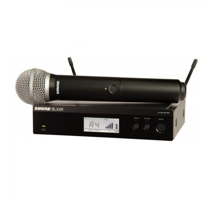Радиосистема SHURE BLX24R/PG58