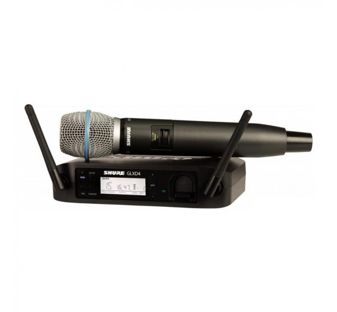 Радиосистема SHURE GLXD24/B87A
