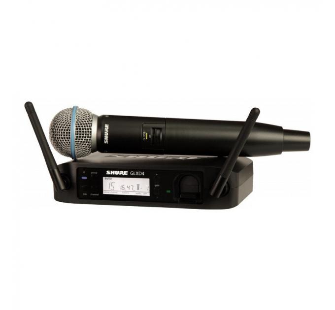 Радиосистема SHURE GLXD24/EBeta58