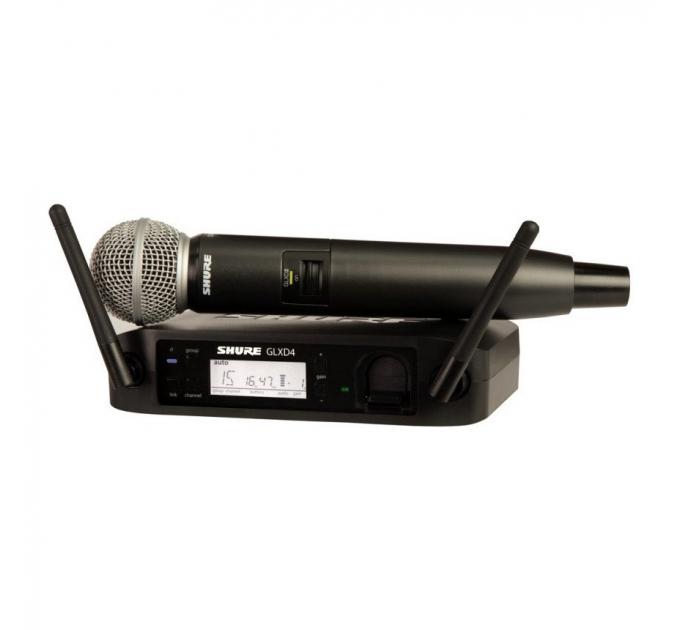 Радиосистема SHURE GLXD24/SM58