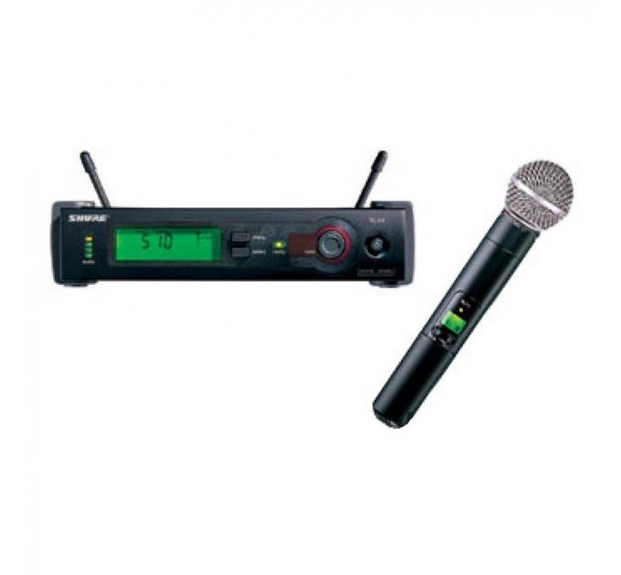 Радиосистема SHURE SLX24SM58