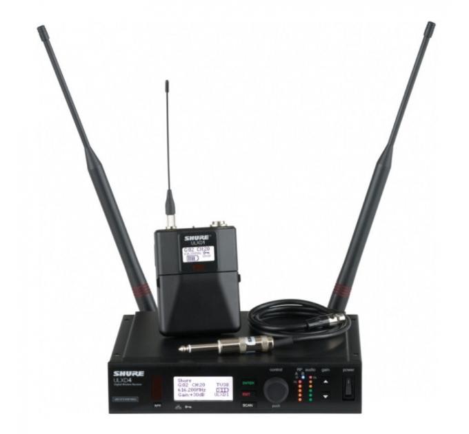 Радиосистема SHURE ULXD14
