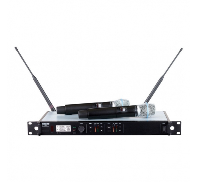 Радиосистема SHURE ULXD24D/B87A
