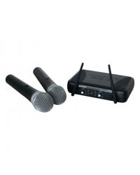 Радиосистема SkyTec STWM722 2-Channel UHF Wireless Microphone System
