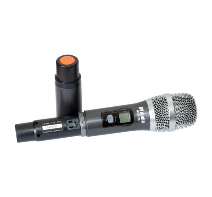 Ручной микрофон в металлическом корпусе MGX-4H