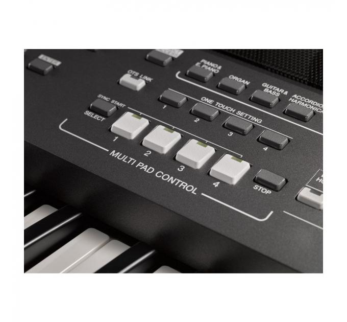 Синтезатор YAMAHA PSR-S670 (+блок питания)
