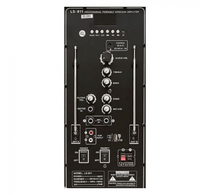 Soundking LS911BT - автономная акустическая система