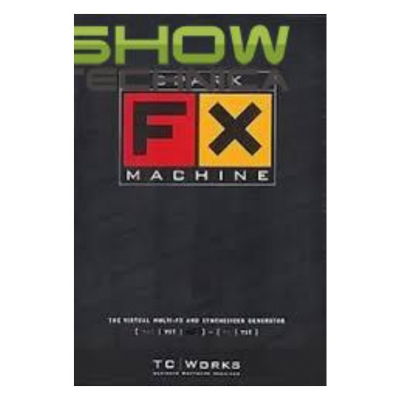 TC ELECTRONIC Spark FXmachine