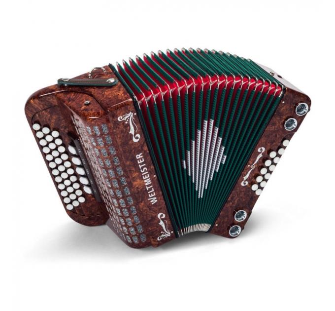 Weltmeister Steirische Harmonika HE 33/12/3/5