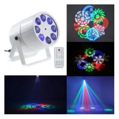 Световой LED прибор STLS GOBO Light