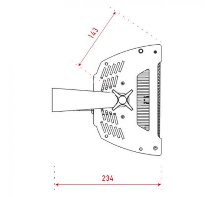 Стробоскоп LUX STR3000
