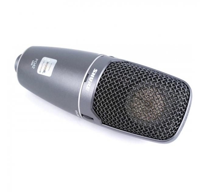 Студийный микрофон SHURE PG42-USB