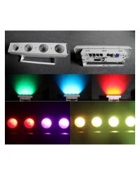 Светодиодная панель New Light NL-1445 4*30W RGB LED Bar Light