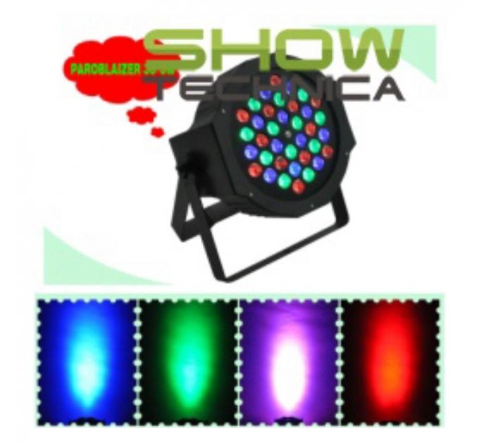 Светодиодный прожектор Hot Top PAROBLAIZER 36*3W