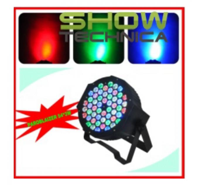 Светодиодный прожектор Hot Top PAROBLAIZER 54*3W