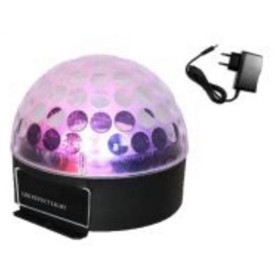 Световой LED прибор New Light BAT-7 LED MAGIC BALL With Battery
