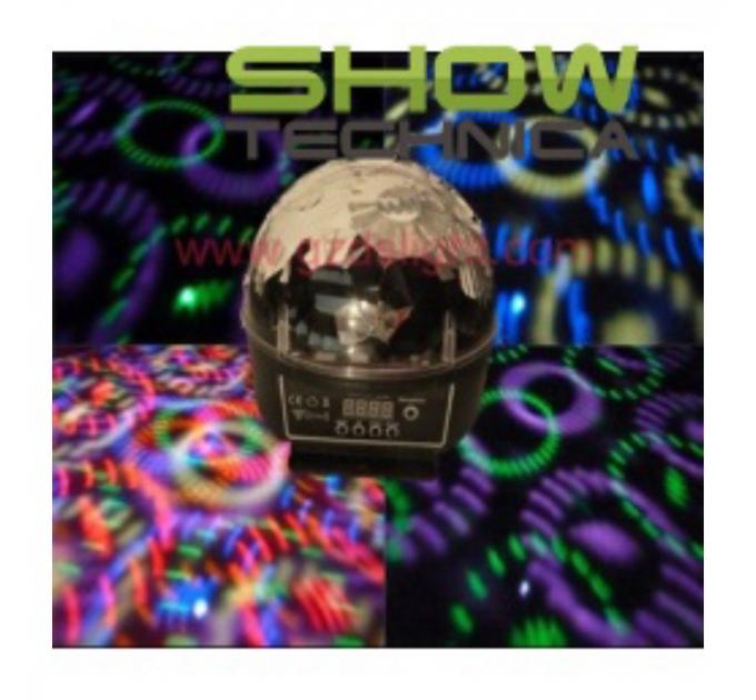 Светодиоидный диско шар Hot Top SAPPHIRE