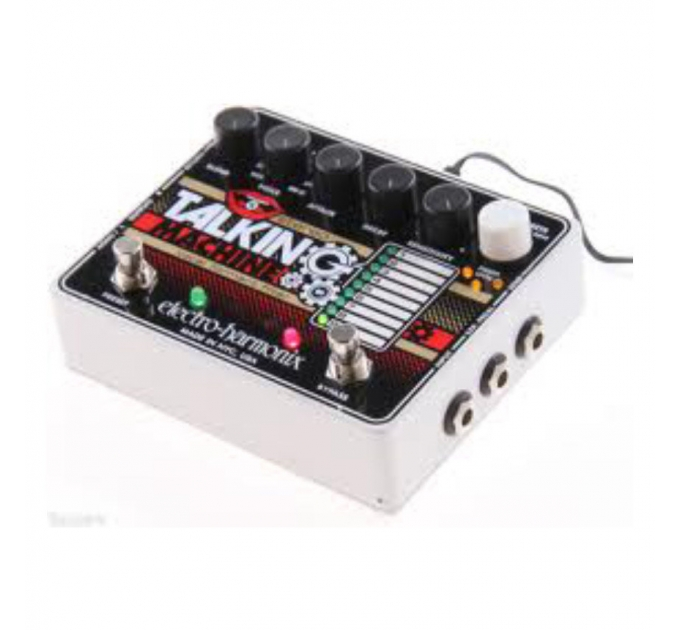 Electro-harmonix TALK Stereo Talking Machine