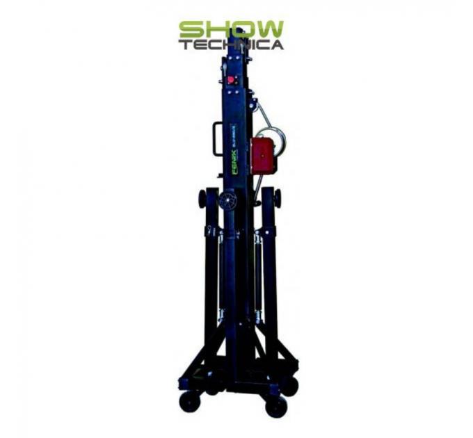 Телескопическая башня с регулируемой системой для ног Fenix ELV-230/5
