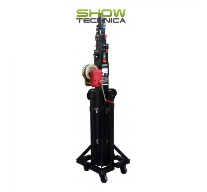 Телескопическая башня с регулируемой системой для ног Fenix ELV-300/6