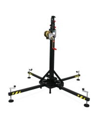 Телескопическая башня с традиционной системой для ног Fenix MEGARA 125