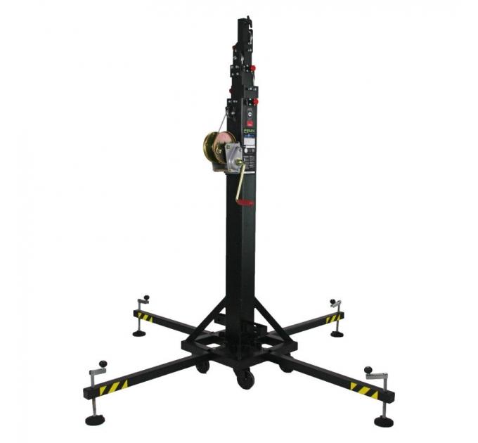 Телескопическая башня с традиционной системой для ног Fenix MEGARA 300