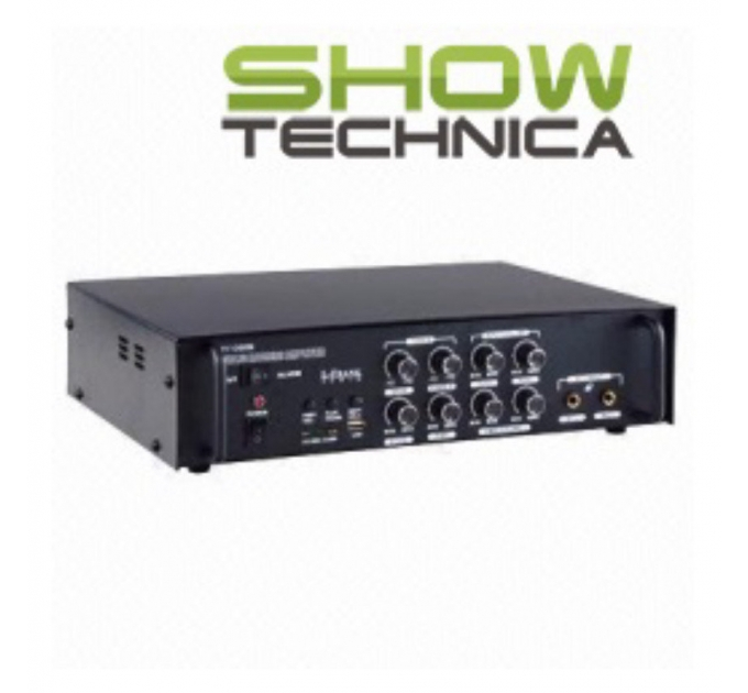Трансляционный усилитель BIG PA60-MP3