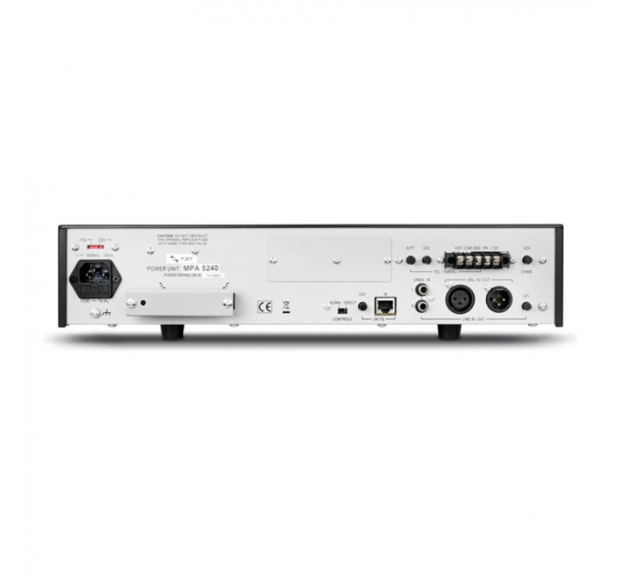 Трансляционный усилитель FBT Audio Contractor MPA5240