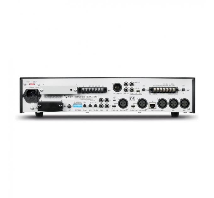 Трансляционный усилитель FBT Audio Contractor MXA3120