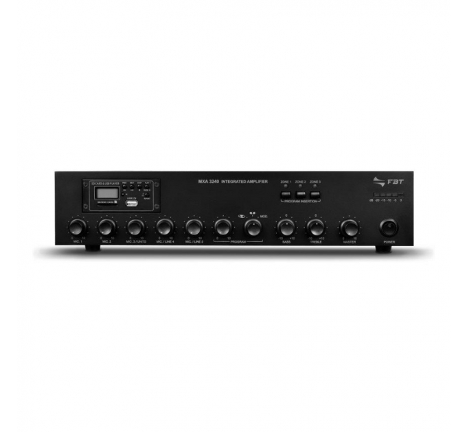 Трансляционный усилитель FBT Audio Contractor MXA3240