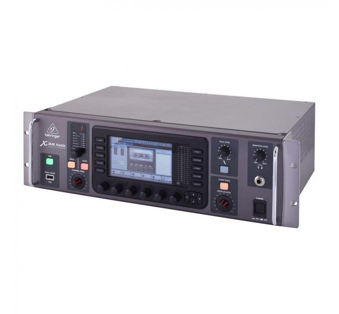 Цифровой микшерный пульт Behringer X32 Rack
