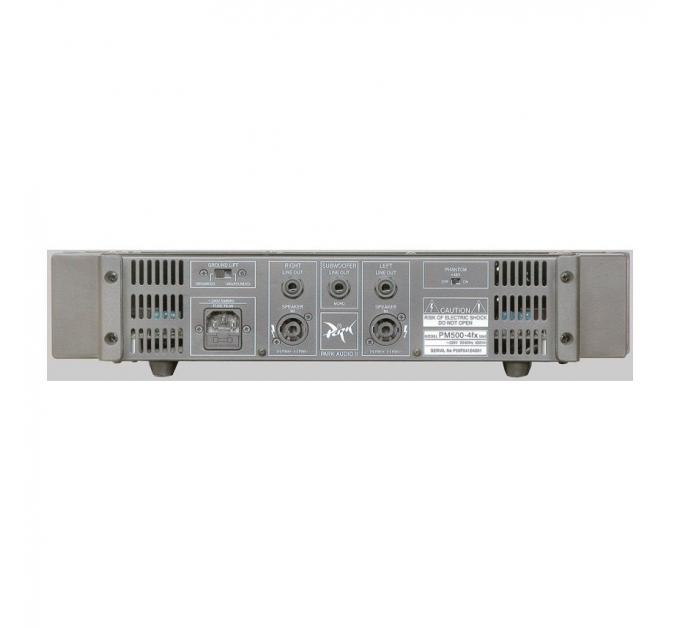 Усилитель микшер Park Audio PM500-4fx MkII
