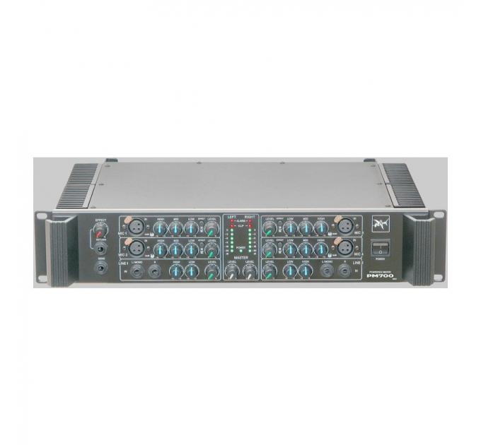 Усилитель микшер Park Audio PM700-4 MkII