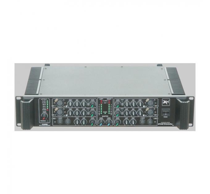 Усилитель микшер Park Audio PM700-4fx MkII