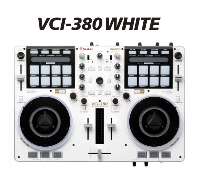 Vestax VCI-380 WHT