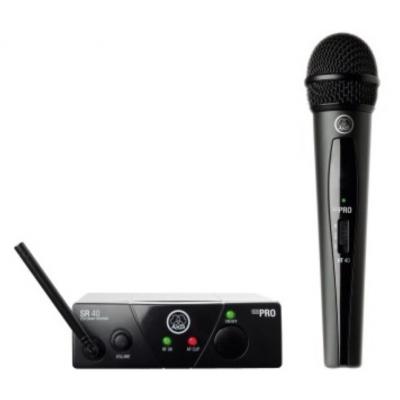 Вокальная радиосистема AKG WMS40 Mini Vocal Set BD US45B