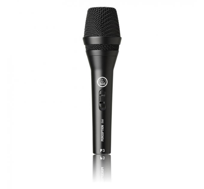Вокальный микрофон AKG P3S