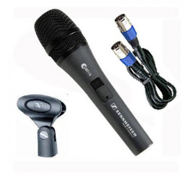 Вокальный микрофон Sennheiser E 817 S-X