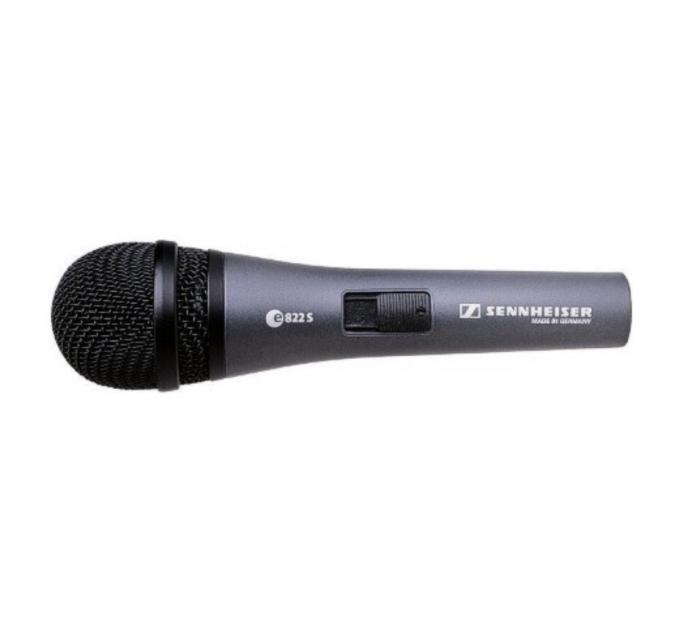Вокальный микрофон Sennheiser E 822S