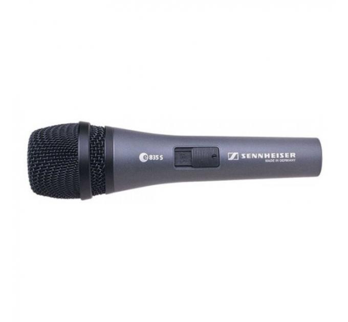 Вокальный микрофон Sennheiser E 835 S-N