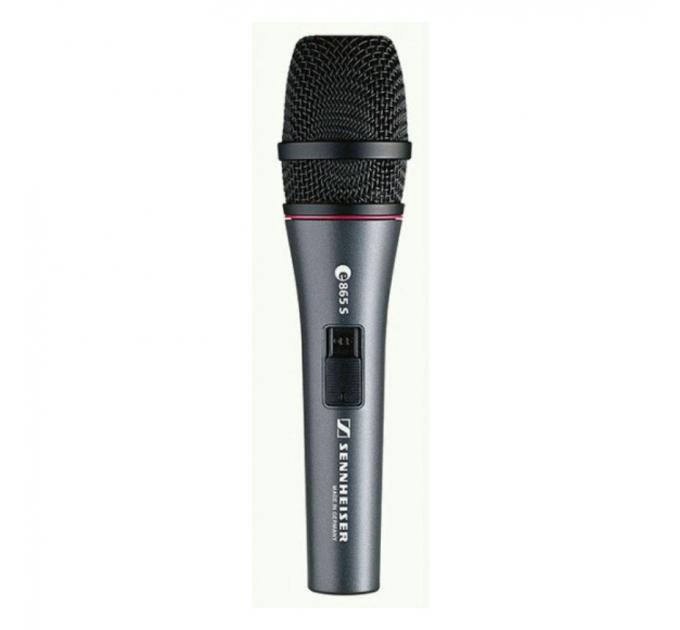 Вокальный микрофон Sennheiser E 865 S