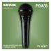 Вокальный микрофон SHURE PGA58-XLR