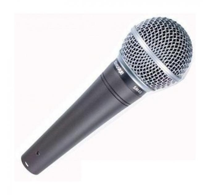 Вокальный микрофон SHURE SM48LC