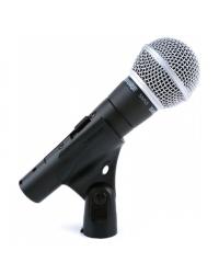 Вокальный микрофон SHURE SM58 SE