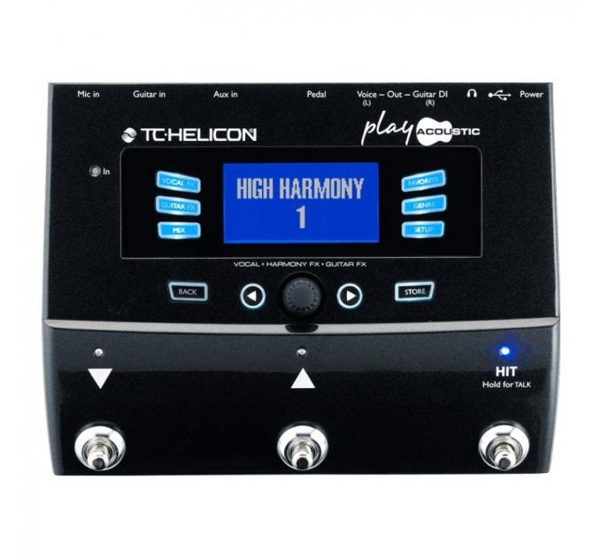 Вокальный процессор TC-Helicon Play Acoustic