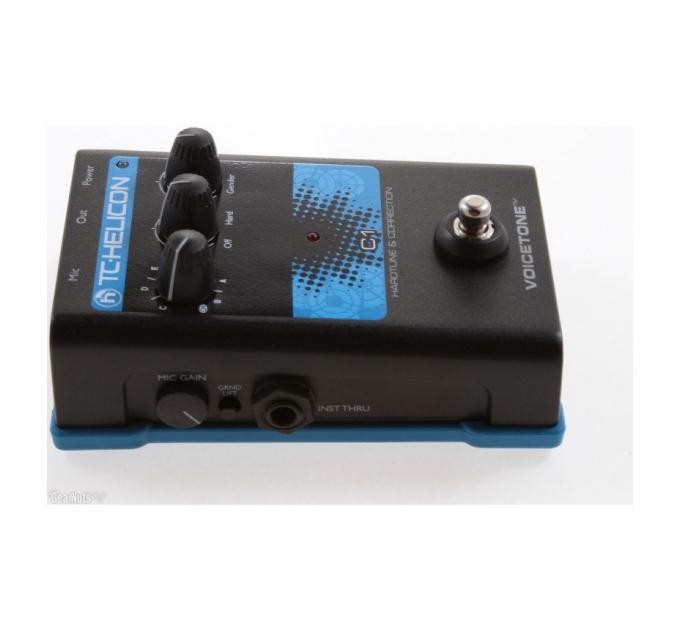 Вокальный процессор TC-Helicon VoiceTone C1