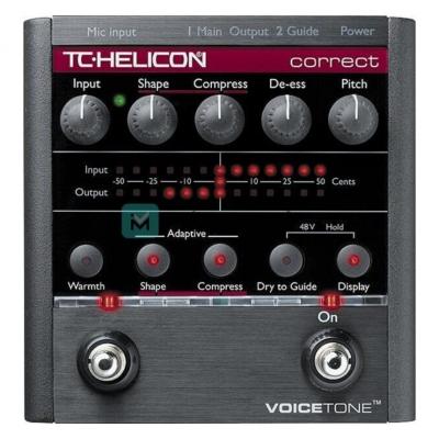 Вокальный процессор TC HELICON VoiceTone Correct XT